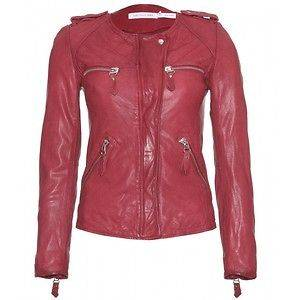 Isabel Marant Leather Jacket in Coats & Jackets