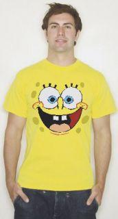 SpongeBob / Bob esponja t shirt / camiseta mens hombre