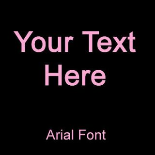 Custom Printed T Shirt Customized Text Make Your Own Personalized