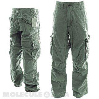 Sizeups 2XL 6XL Plus Size Plain Cotton Cargo Pants for Men & Women