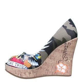 camo heels in Heels