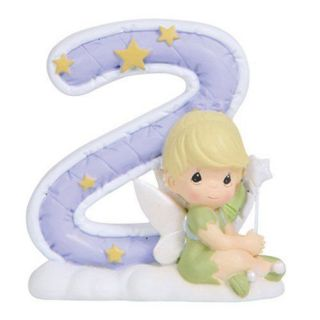 Disney Precious Moments Tinkerbell Z Alphabet Letter 114470   NEW