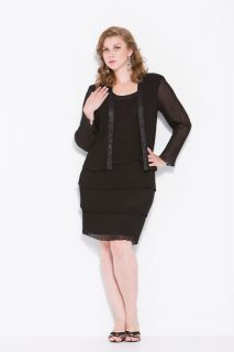 Short Formal Mother Of Bride Plus Size Semi Formal Gown Jacket Modest