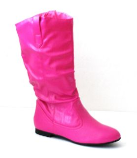 womens pink cowboy boots in Boots