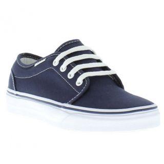 Vans Shoes Genuine 106 Vulcanized Mens Canvas Shoe Navy Sizes UK 6