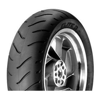 160/80B 16 (80H) Dunlop Elite 3 Bias Ply Touring Rear Motorcycle Tire