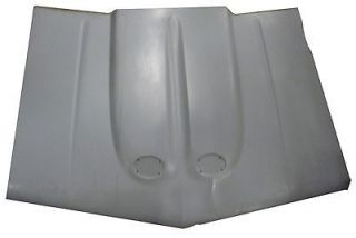 Chevrolet Pick Up Truck 88 99 Hood With Cowl Induction With Ram Holes