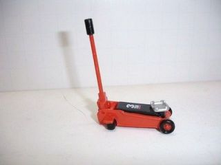 24 Scale Miniature 3 Ton Floor Jack