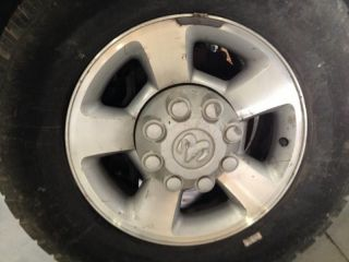 dodge ram 2500 wheels in Parts & Accessories