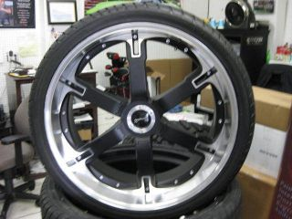 DUBAI WHEELS & TIRES GIOVANNA GFG GG DUB 24 KOKO FORGIATO ASANTI 28