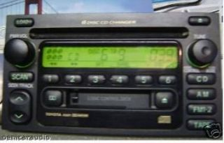 toyota sienna radio in Car & Truck Parts