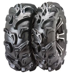 ITP Mega Mayhem 27 Inch Mud Tire set (4 tires) ATV UTV 27 9 12 and 27
