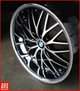 20 INCH RIMS WHEELS BMW 3 5 6 7 SERIES Z4 E34 E39 E60
