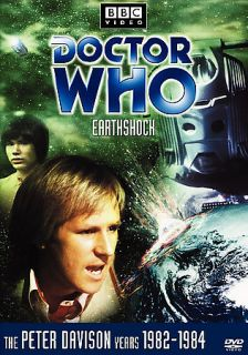 Doctor Who   Earthshock DVD, 2004
