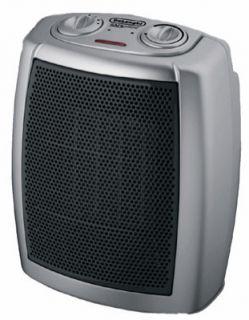 New Lasko 754200 Ceramic Heater With Adjustable Thermostat