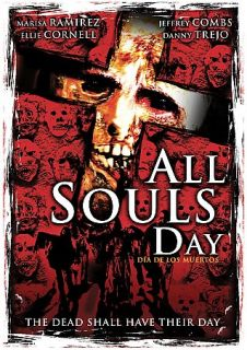 All Souls Day Dia de los Muertos DVD, 2006, Widescreen Uncut Unrated