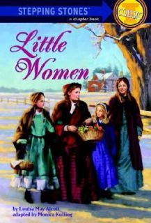 Little Women by Louisa May Alcott and Monica Kulling 1994, Paperback