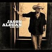 Wide Open Digipak by Jason Aldean CD, Apr 2009, Broken Bow
