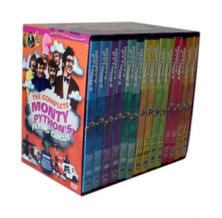 Monty Pythons Flying Circus Complete 14 Disc Set DVD, 2000, 14 Disc