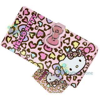 Newly listed NEW Hello Kitty Leatherette Lovely 7 Wallet Card Holder