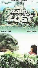 Land of the Lost   The Crystal Wild Thing VHS, 1993