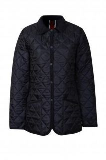 RAYDON Quilted Jacket Made In England Harvard / Union Jack size 14