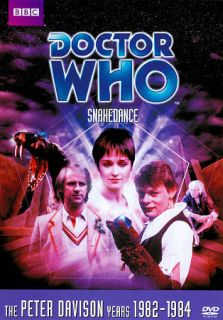 Doctor Who   Snakedance DVD, 2011