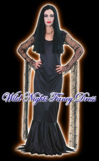 morticia addams dress in Clothing, Shoes & Accessories