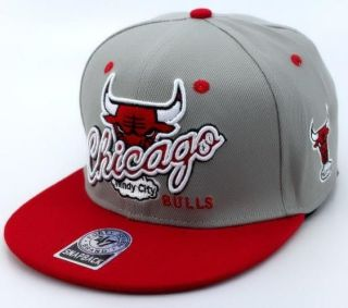 HOT NEW NWT Vintage Chicago Bulls Snapback Cap&Hat