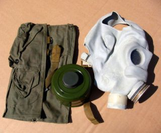 soviet russian army pmg gas mask military surplus from russian