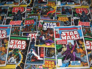 Star wars comic books cover Scenic window Curtain Valance