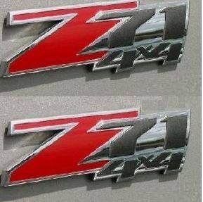 z71 emblems in Decals, Emblems, & Detailing