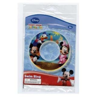 Disney Mickey Mouse Kids Swim Ring Tube Pool Float Toy