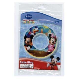 Disney Mickey Mouse Kids Swim Ring Tube Pool Float Toy