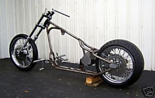 Rolling Chassis  Buell/Sportster Motor Choppers/Bobbers
