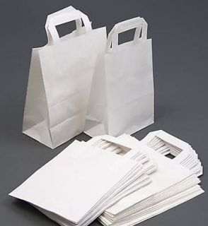 Paper Carriers Small Children Party Loot Craft Bags   Design Your Own