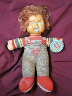 CHILDS PLAY 3 CHUCKY doll scary evil 12 horror 1993 Universal studio