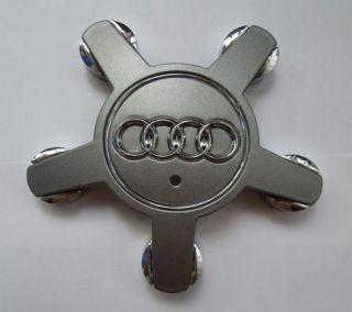 AUDI A4 S4 A5 S5 A6 S6 WHEEL CENTER CAP 4F0 601 165 N 4F0601165N 4PCS