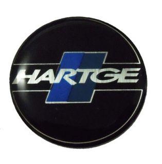 BMW HARTGE LOGO BADGE DECAL M3 M5 M6 X3 X5 325 525 635D E60 E90 E91 Z4