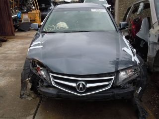 04 05 06 07 08 ACURA TSX LEFT DRIVER FRONT EXTERIOR OUTSIDE DOOR