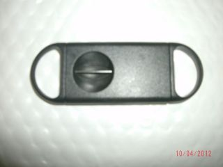 Cigar V CUTTER 4 Long Cuts Deep into Cigar for Better Draw FREE US
