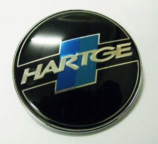 BMW HARTGE LOGO BADGE DECAL M3 M5 M6 E60 E63 740 745 Z3 Z4 X1 X3 X5 X6