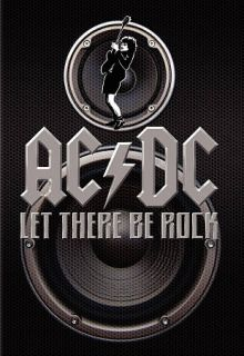 AC DC Let There be Rock DVD, 2011