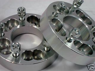 CHEVY 85 02 ASTRO VAN 5X5 WHEEL ADAPTERS SPACERS 1.5 2pc