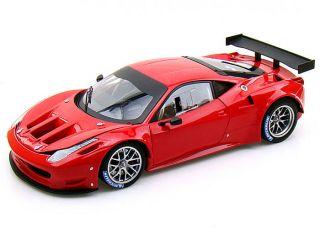 Ferrari F458 Italia GT2 Hot Wheels ELITE 118 Scale Premium Details
