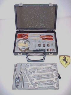 Ferrari 512 Tool Kit Brief Case Tool Kit 365 400 Keys