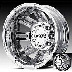 16 inch moto metal bright pvd dually wheels rims 8x170 ford f 250 350