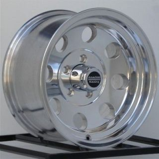15 Inch Wheels Rims Chevy S10 Blazer El Camino Camaro Chevelle GM Car