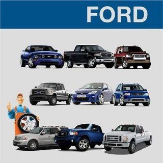 Ford Explorer Sport Trac repair manual in Car & Truck Parts