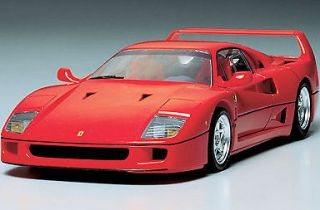 TAMIYA 1/24 #24295 Ferrari F40 SPORTS CAR MODEL KIT NEW